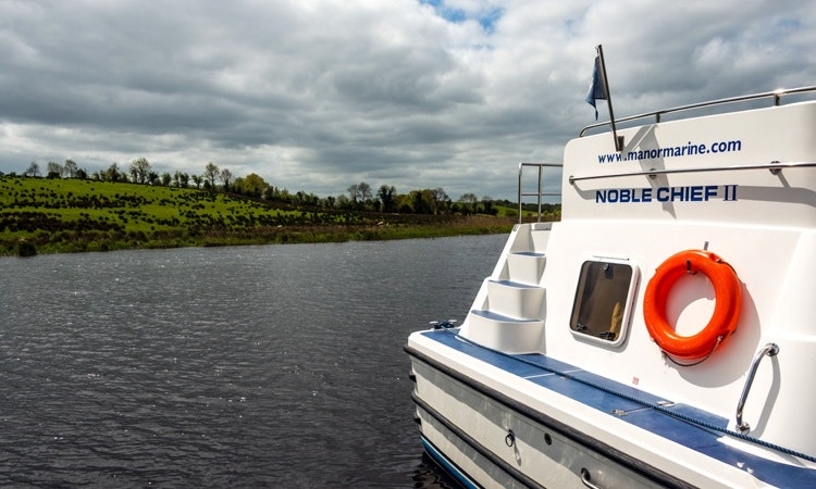 Noble Chief 46 Berth Cruiser Fermanagh Getmyboat