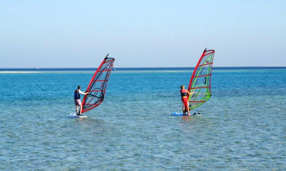 Windsurfing Rental & Lessons in Luz