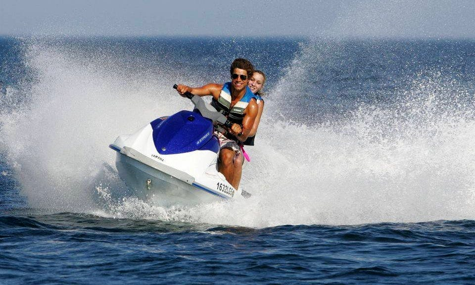 Jet Ski Watercraft Rental in Luz Faro