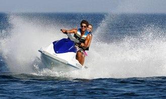 Jet Ski Watercraft Rental in Luz Faro