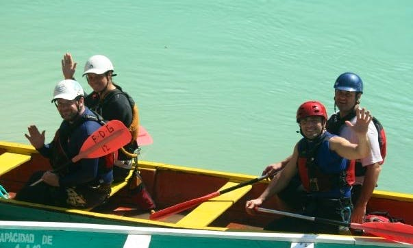 Explore Canada's Wilderness on a 6 seater Canoe!