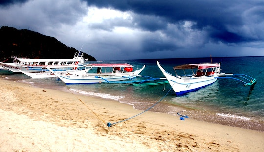 (8 Pax) Diving Boat Tour And Snorkeling In Puerto Galera