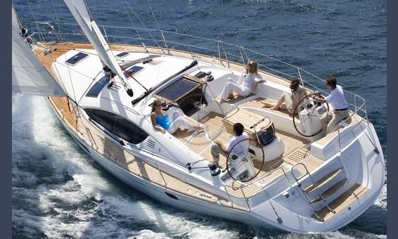 Hire Sun Odyssey 43 Sailing Yacht In Setúbal