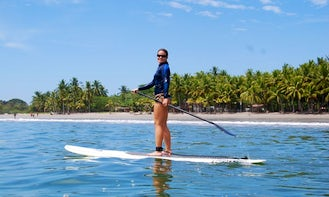 Stand Up Paddleboard Tours in Sámara Beach