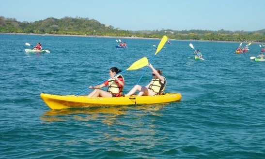 Double Kayak Rental & Tours In Sámara Beach