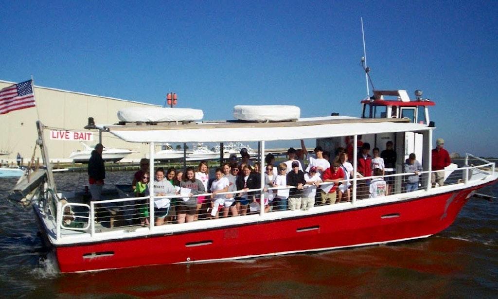 Boat Rentals On Dauphin Island