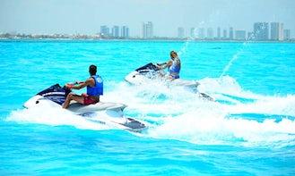 WaveRunner Jet Ski Rental in Cancún