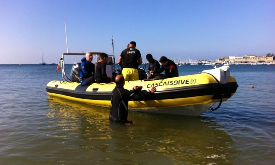 Rib Diving Trips & Pad Courses In Cascais