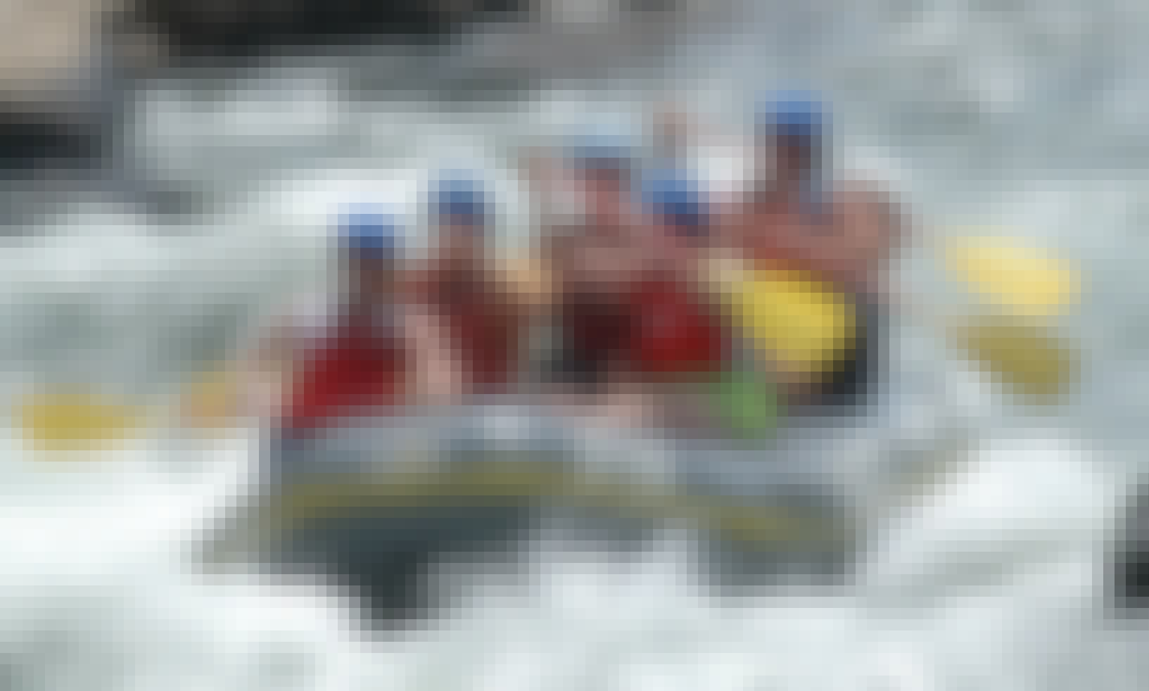 Rafting in Bidur