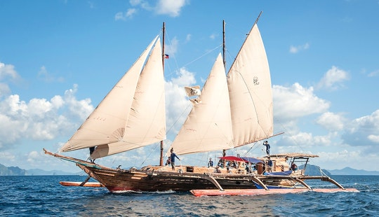Palawan Paraw Sailing Trip In Puerto Princesa
