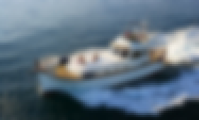 Classic Menorquin Cruise Yacht in Mahón, Menorca