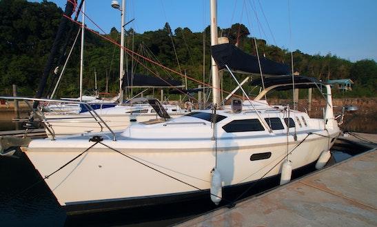 31 Ft 2 Cabins Cruising Monohull Rental In Ko Chang