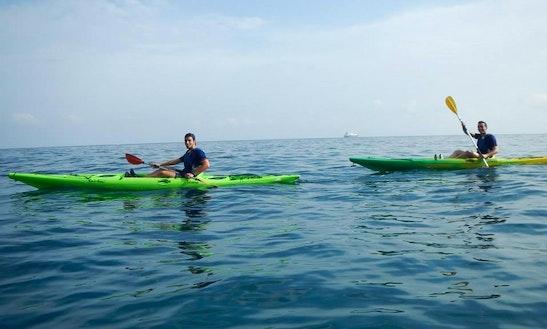 Single Kayak Rental, Lessons & Tours In El Portús