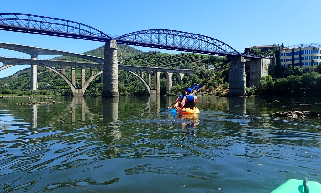 Kayak Rental in Peso da Régua