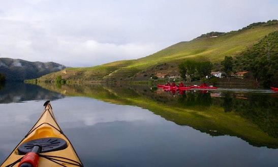 Kayaking Tours In Douro River
