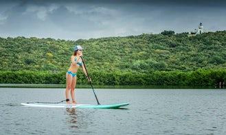 Stand Up Paddleboard Rental In Fajardo, Puerto Rico