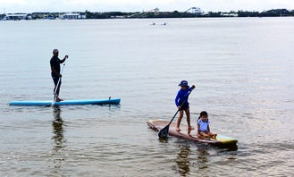 Stand Up Paddleboard Hire in Loganholme