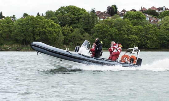 Assisted Powerboat Charter In Southampton