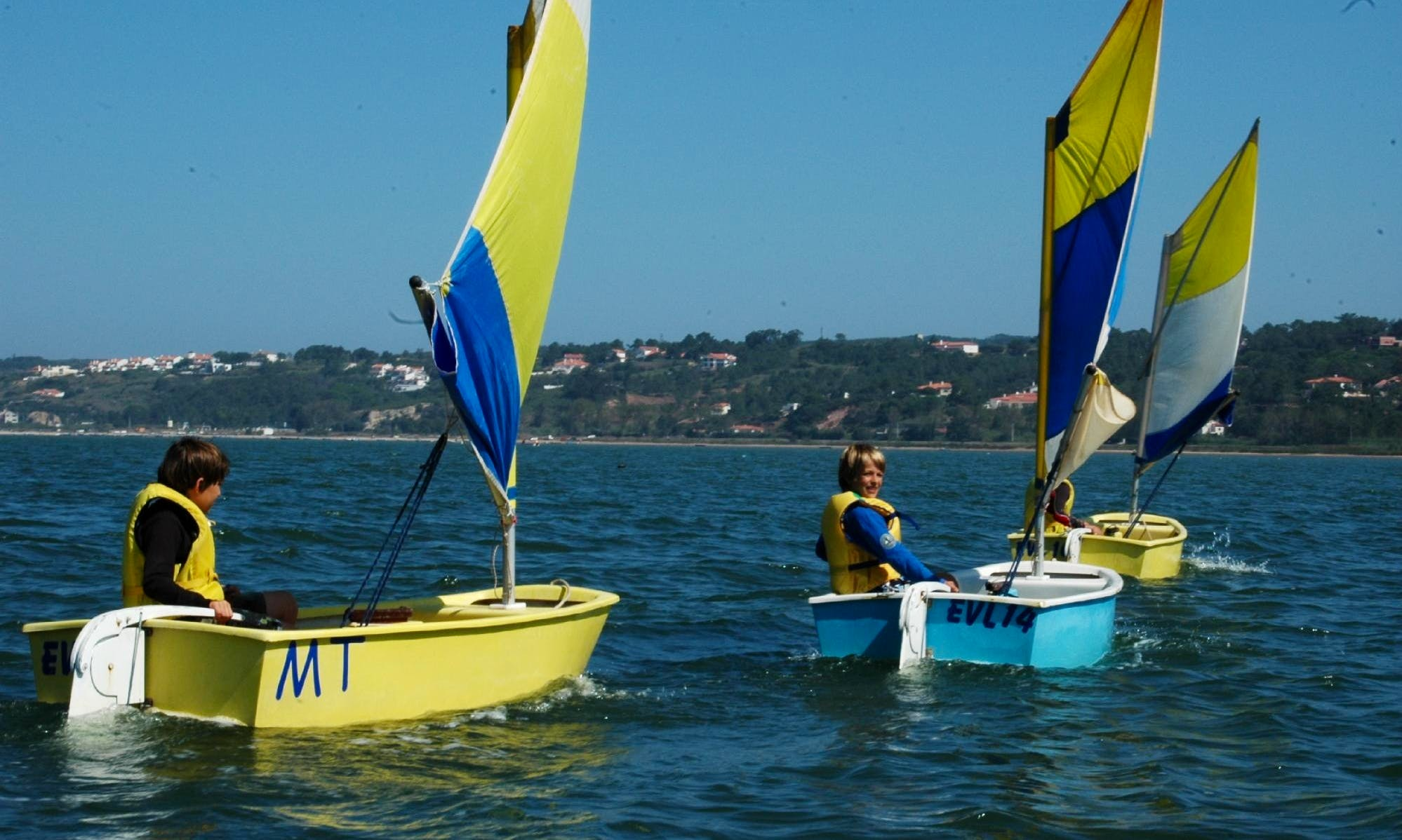 Optimist Daysailer Rental & Lessons in Nadadouro