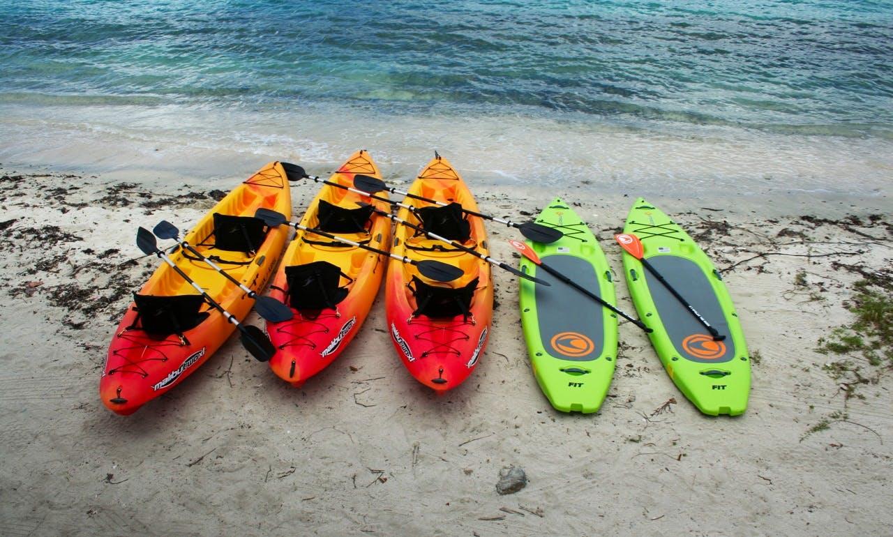 Kayak Rental in St. Thomas, USVI