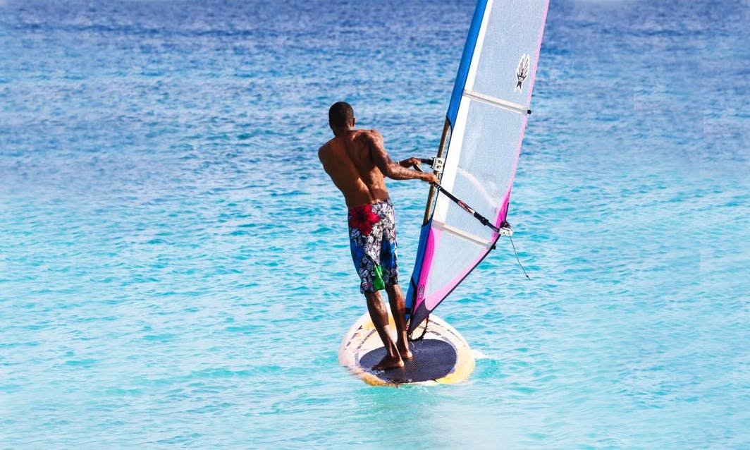 Wind Surfing Lessons In Santa Maria