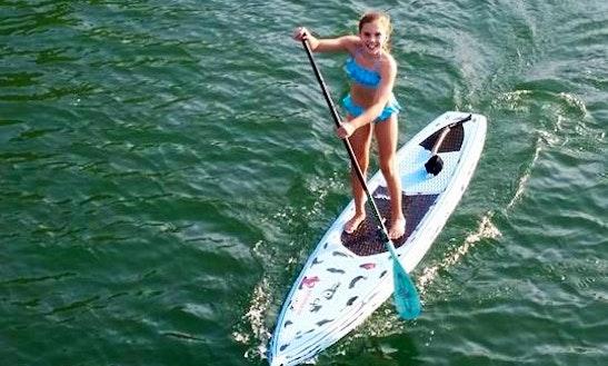 Paddleboard Rental & Lessons In Currumbin, Australia