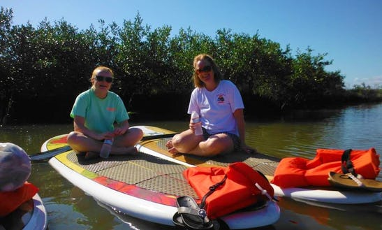 Stand Up Paddleboard Experience In Stuart, Florida