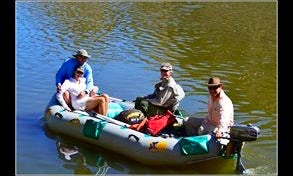 Guided Fishing Excursions in Dullstroom, South Africa