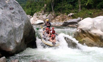 White Water Rafting Trips in Cangrejal River