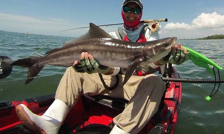 Guided Kayak Fishing Trips!