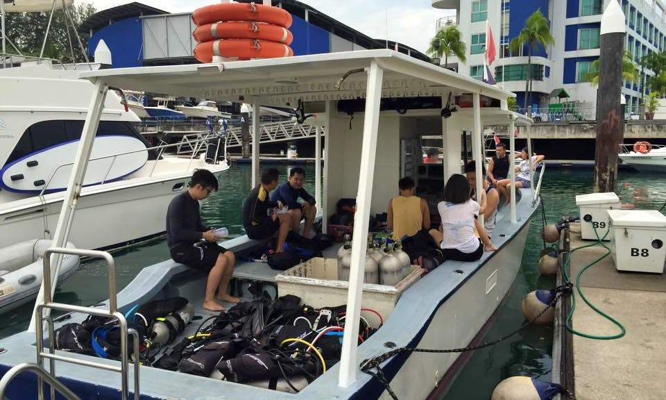 Diving In Singapore