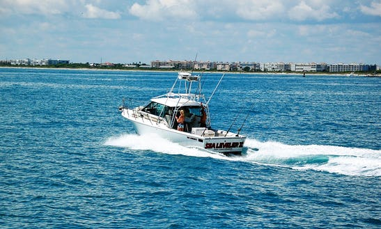 30' Sport Fisherman Charter In Cape Canaveral, Florida
