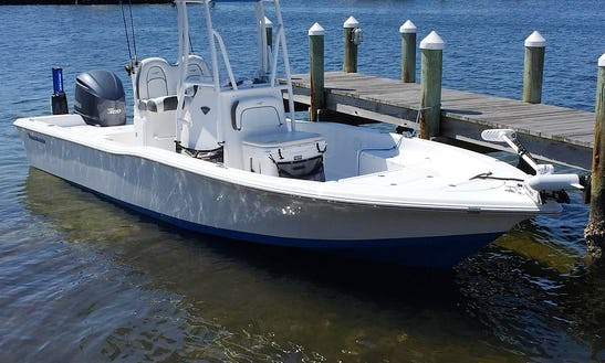 24' Fishing Charter In Panama City, Florida