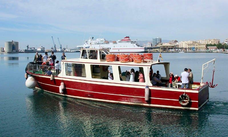 'La Pinta' Boat Cruises & Trips in Caleta de Vélez, Spain