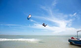 Kitesurfing Lesson and Rental in Karamba, Sri Lanka