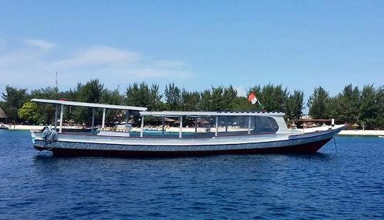 Passenger Boat Tour In Pringgabaya