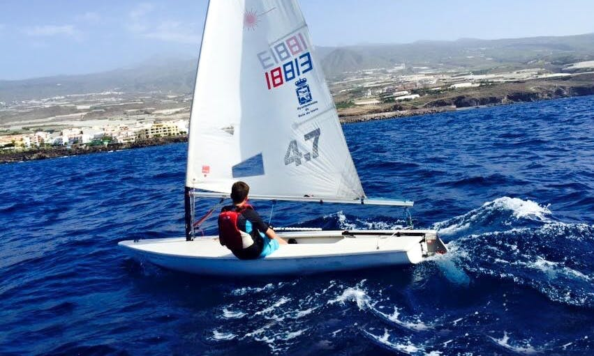 Laser Daysailer Rental & Courses in Guía de Isora, Spain