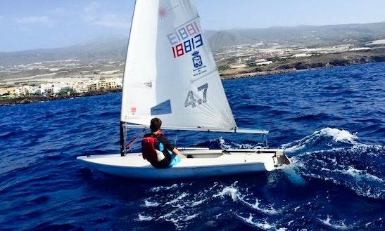 Laser Daysailer Rental & Courses In Guía De Isora