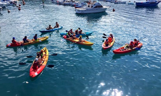 Double Kayak Rental & Courses In Guía De Isora