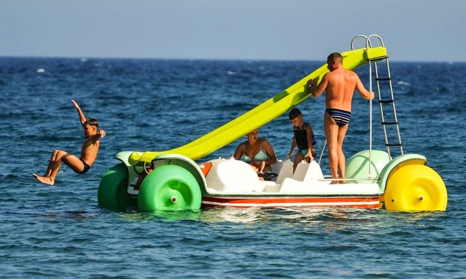 Paddle Boat Rental in Matalascanas, Spain