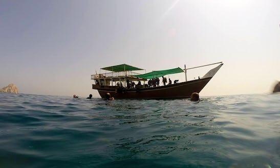 Boat Diving Trips In Dubai, United Arab Emirates