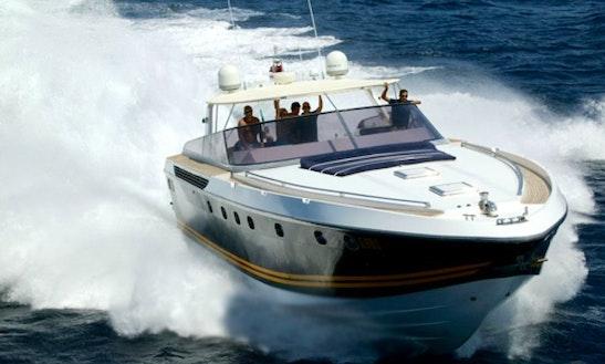 Charter Baia B 60' Motor Yacht In San Felice Circeo