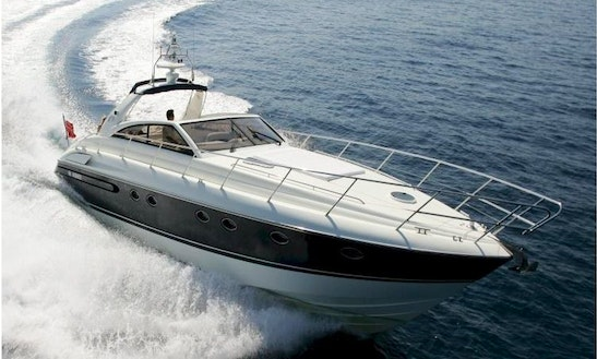Charter Princess 55' Powerboat In San Felice Circeo