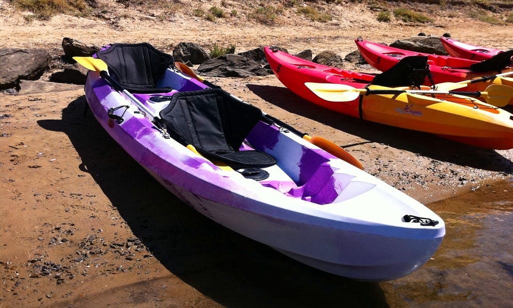 Double Kayak Rental In Port Noarlunga