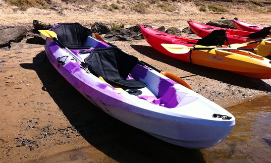 Double Kayak Rental In Port Noarlunga