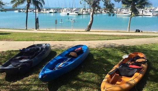 Hire Single Kayak In Airlie Beach