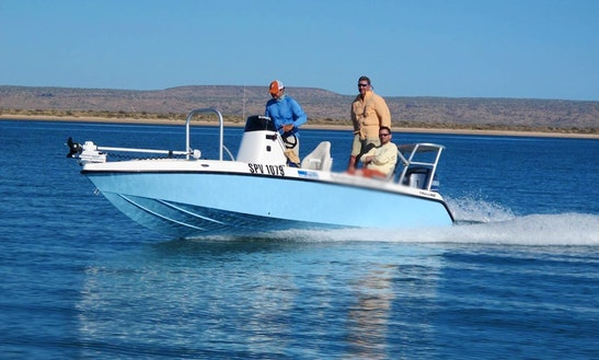 Charter 17' Center Console From Exmouth, Australia