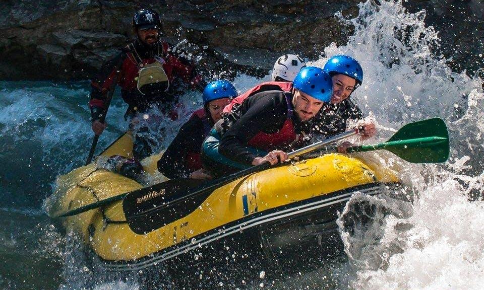 Book Rafting Trips in Murillo de Gallego, Spain