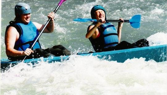 Kayak Open Level 1 Trip In Murillo De Gallego, Spain