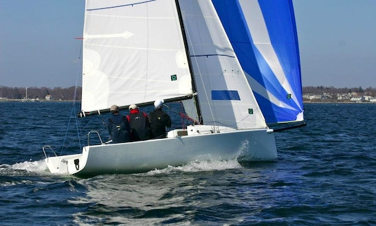 J70 Daysailer Rental In Arzon, France